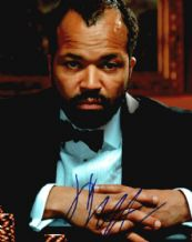 Jeffrey Wright Autograph Signed Photo - Felix Leiter